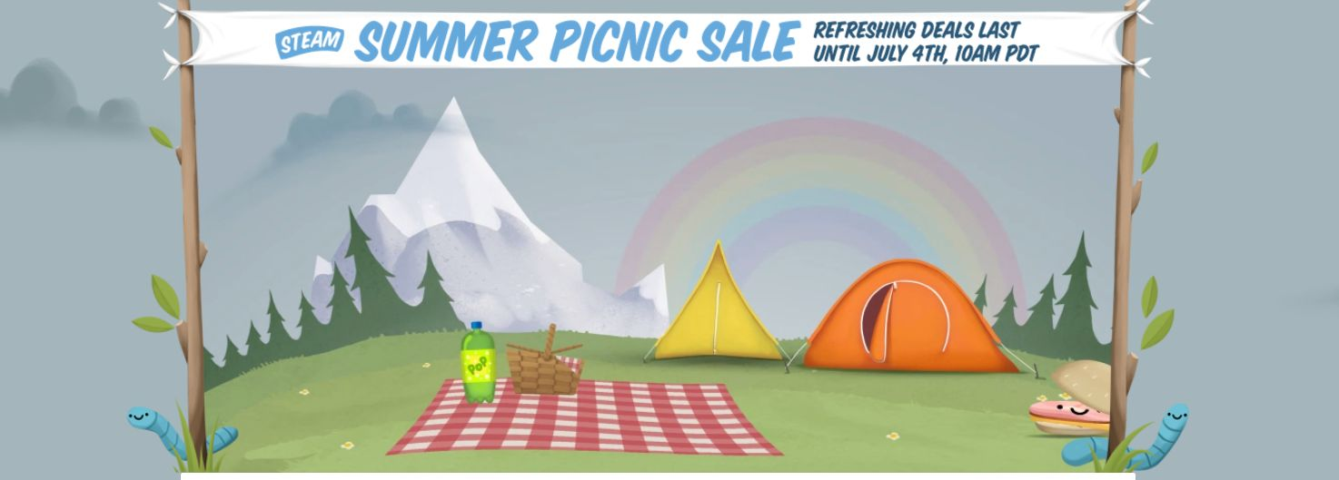 Photo of A inceput Steam Summer Sale
