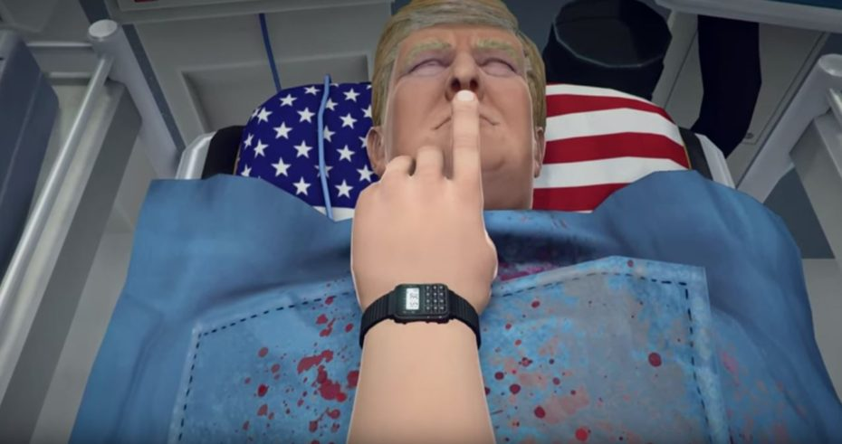 Photo of Ultimul update Surgeon Simulator il pune pe Donald Trump pe masa de operatie
