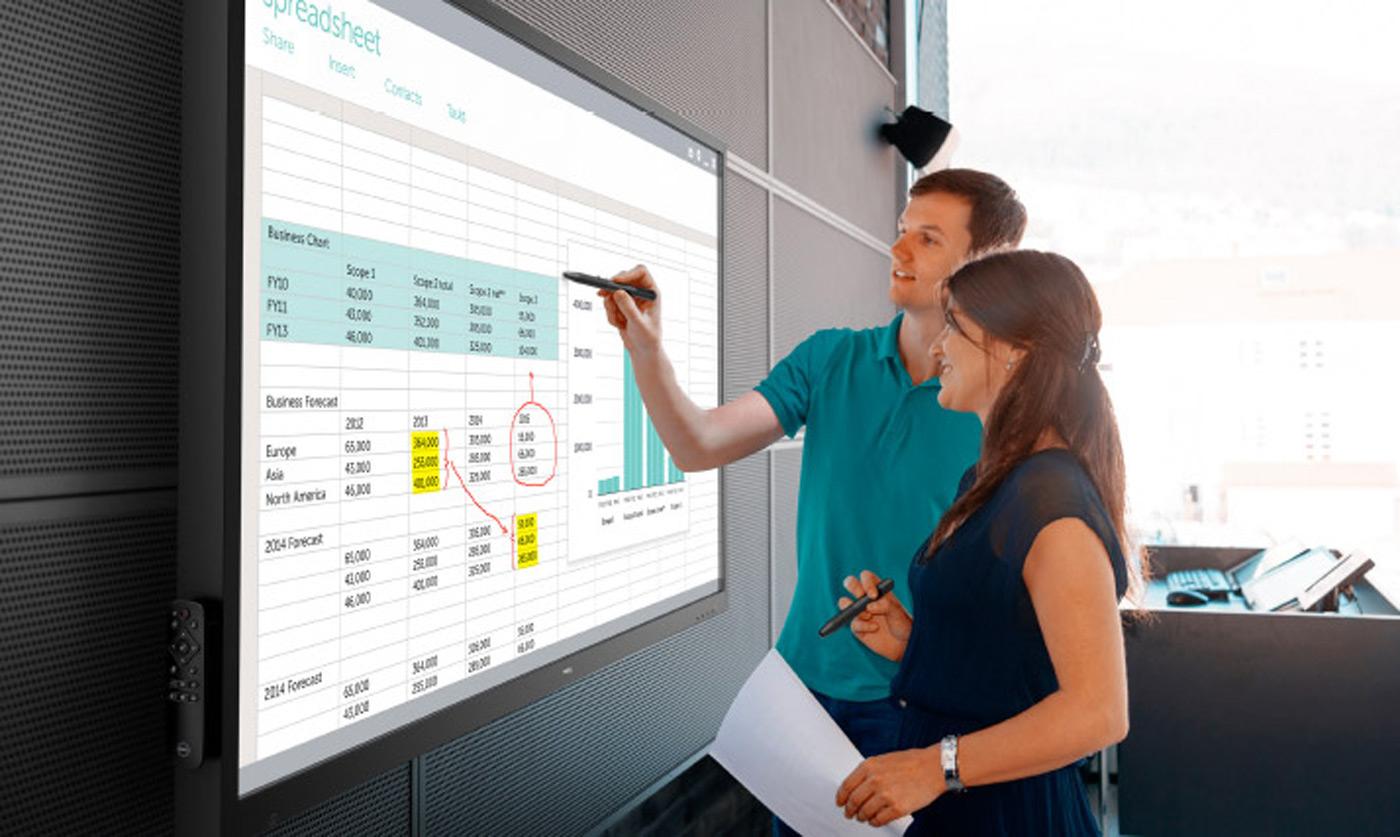 Photo of Dell a facut un touchscreen de 70 de inch pentru scoli