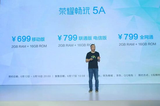 Photo of Huawei a lansat Honor 5A