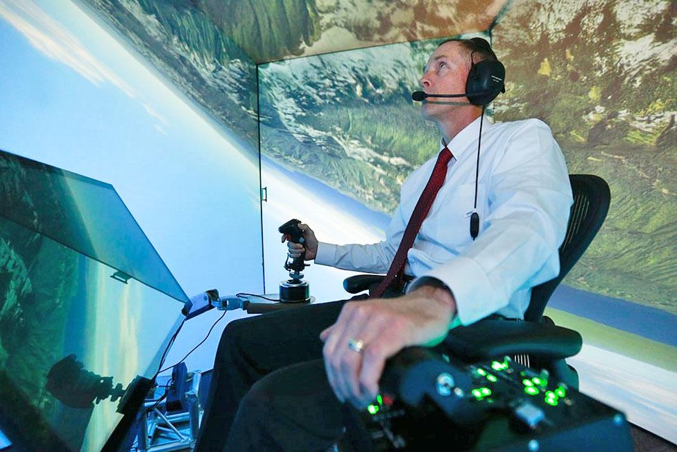 Photo of Un AI rulat de pe un Raspberry Pi poate invinge un pilot de lupta