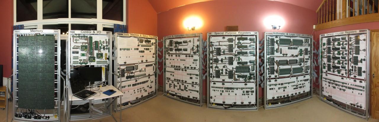Photo of Cum arata un procesor construit manual?
