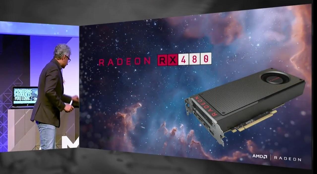 Photo of AMD anunta Radeon RX 480. Performanta de VR pentru 200 de dolari.