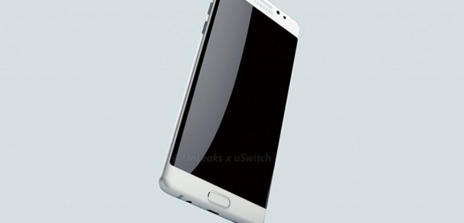 Photo of Samsung Galaxy Note 6 refacut in 3D