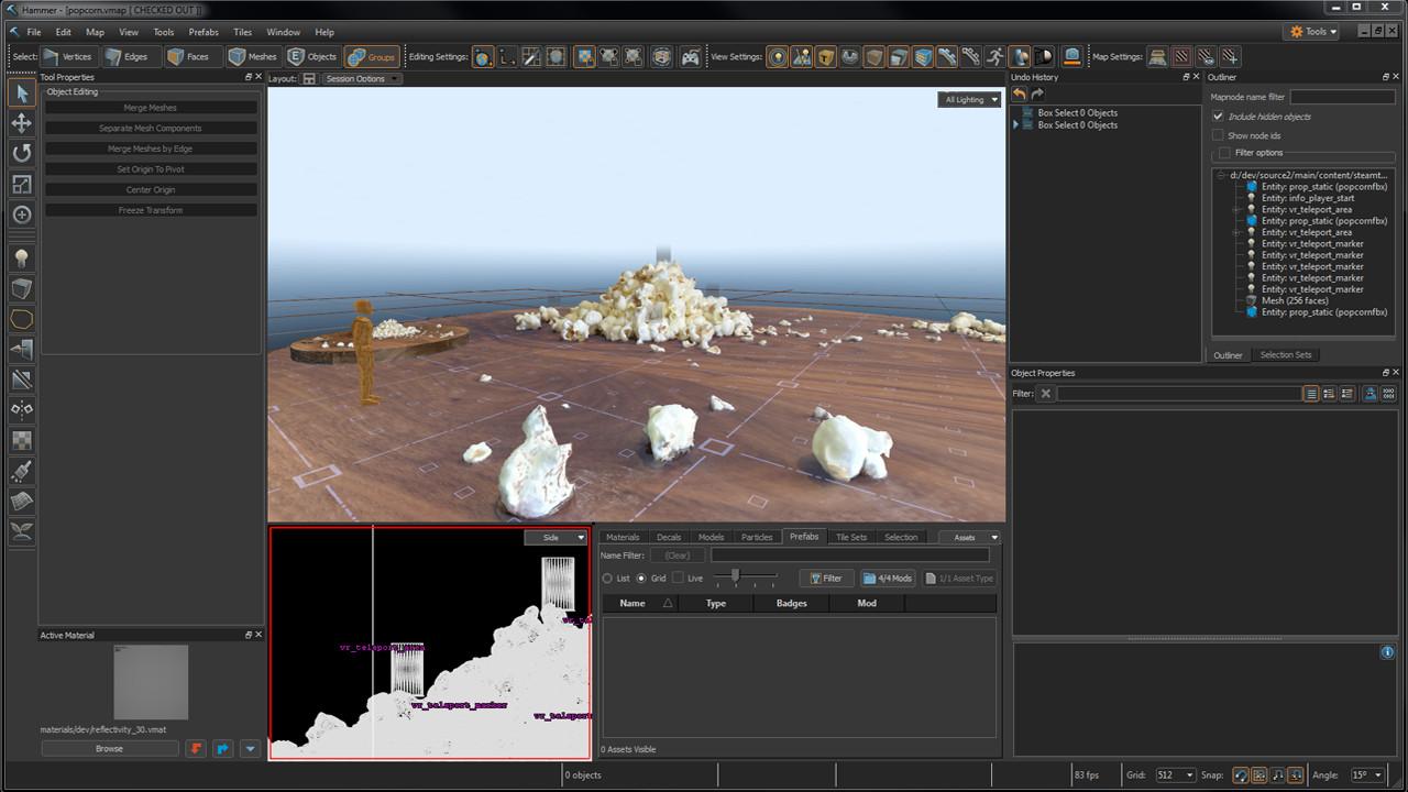 Photo of Valve ofera gratuit un set de unelte pentru crearea si explorarea de lumi virtuale