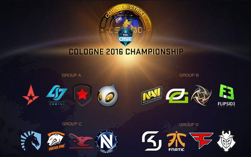 Photo of CS:GO Cologne 2016 Championship incepe si da premii celor care urmaresc competitia