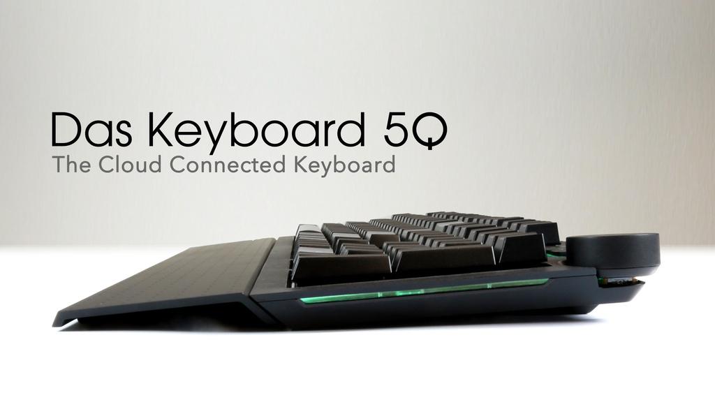 Photo of Das Keyboard 5Q este o tastatura cu iluminare… practica