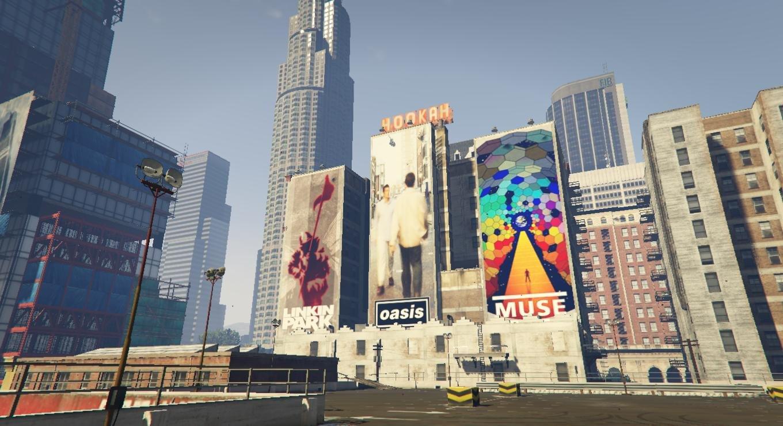 Photo of Hotel din Los Angeles foloseste imagini din GTA V pentru a atrage clientela noua