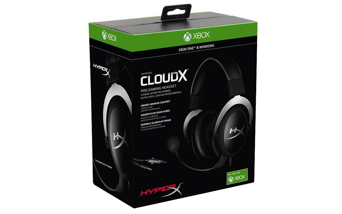 Photo of HyperX CloudX, casti de gaming pentru Xbox One, sunt disponibile în România