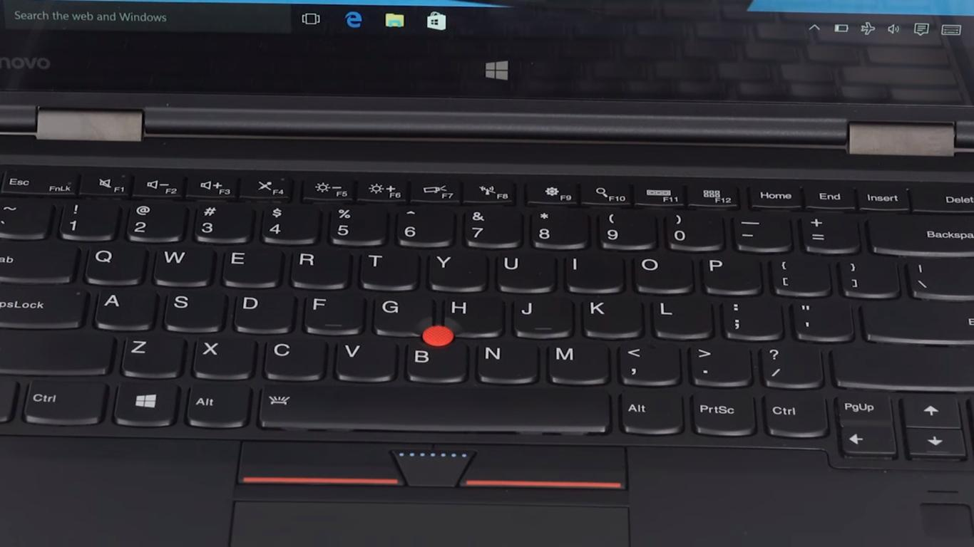 Lenovo ThinkPad X1 Yoga 07