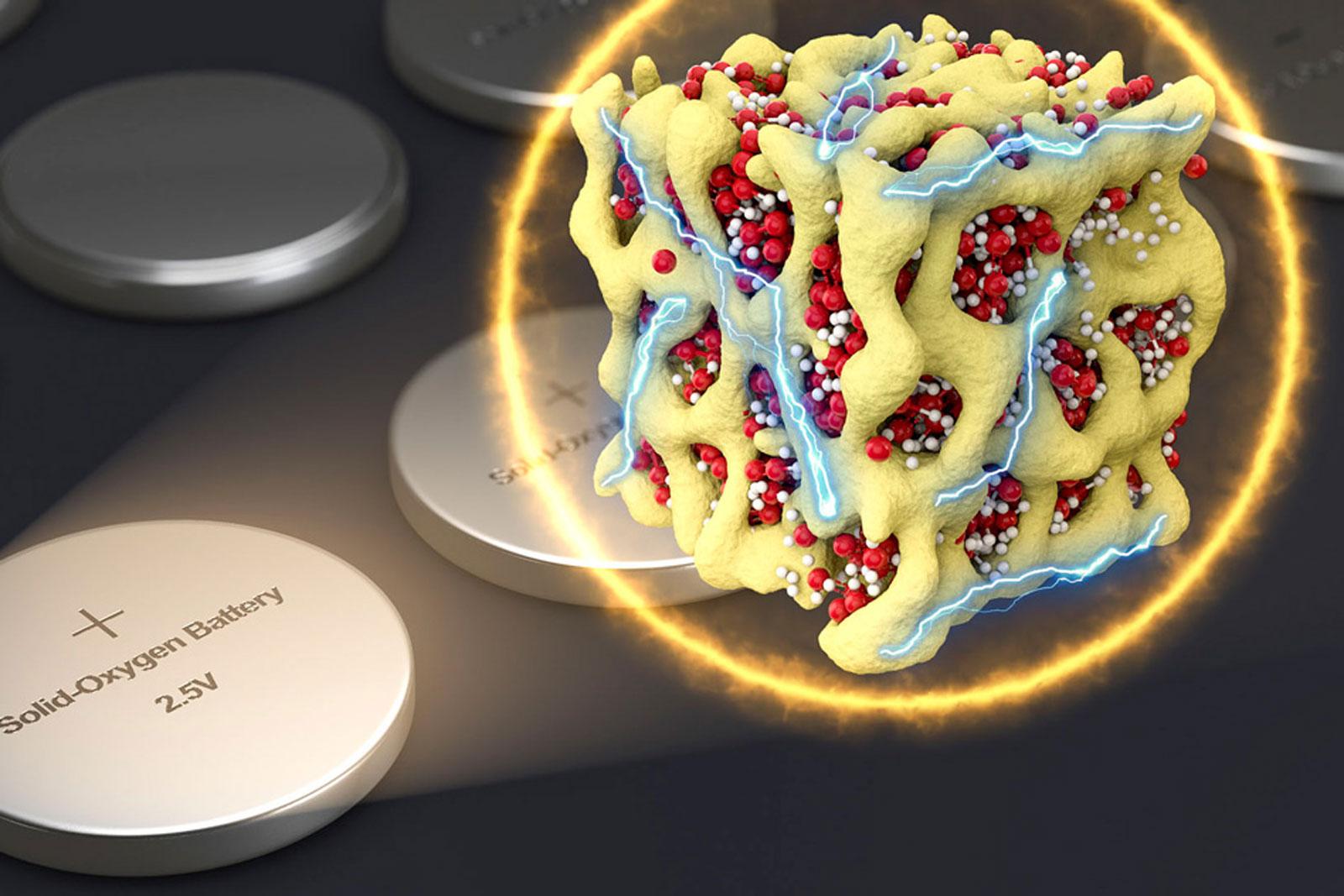 Photo of Bateria Litiu-Oxigen pare foarte promițătoare