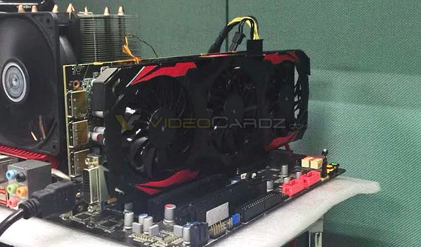 Photo of PowerColor Radeon RX 480 DEVIL sare de 1.4GHz
