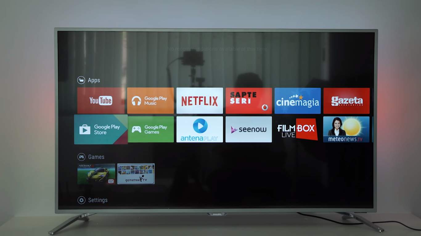 Photo of Philips 49PUS6561/12 REVIEW – Un televizor 4K cu Android si luminite