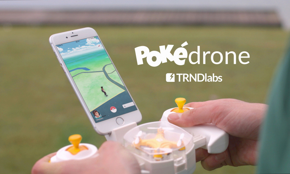 Photo of PokeDrone – Drona care te ajuta sa prinzi pokemoni