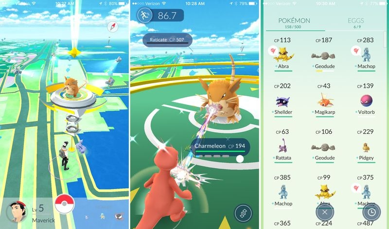 Photo of Rulezi Pokemon Go neoficial? Esti o tinta pentru malware!