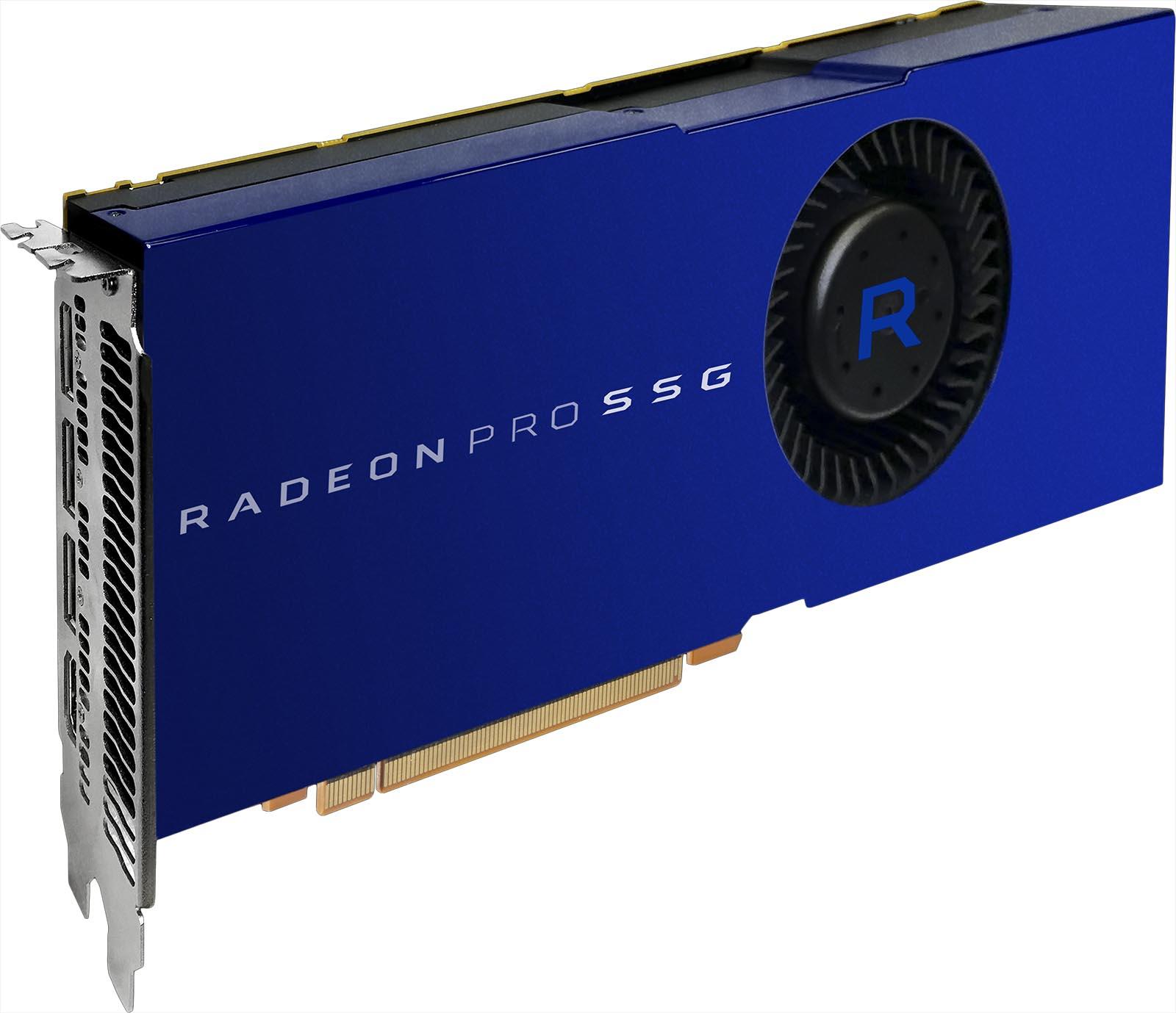 Photo of Solid State Graphics – AMD își echipează GPU-urile cu cantități imense de stocare