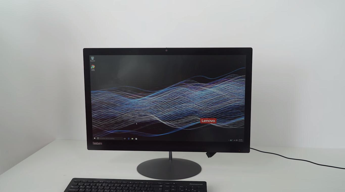 Review Lenovo ThinkCentre X1 All in One 05