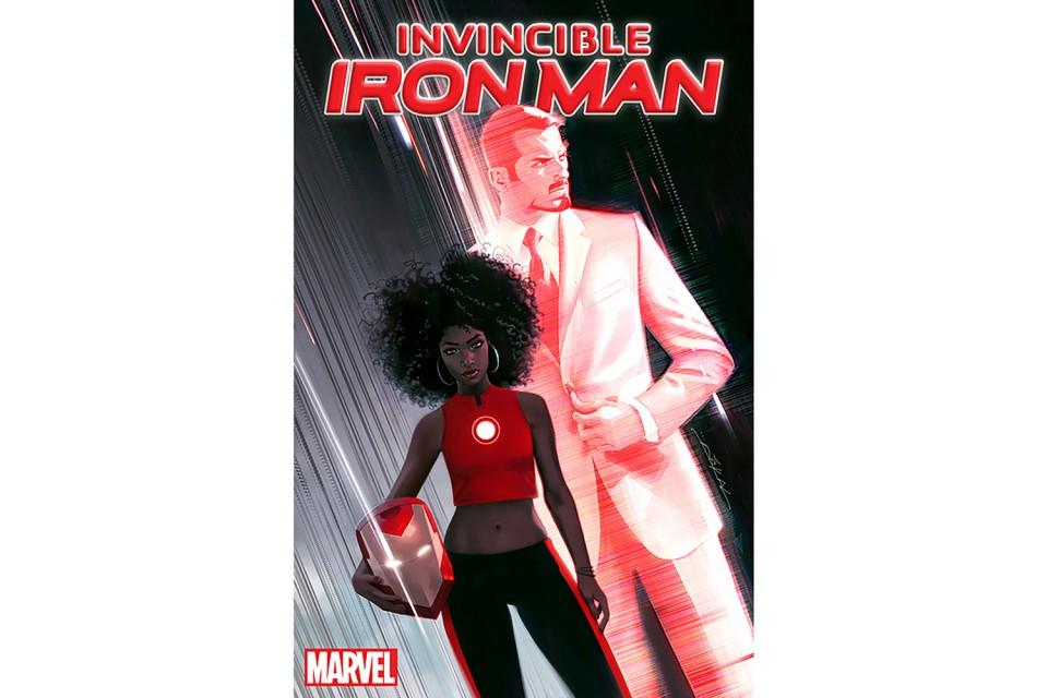 Photo of Riri Williams – Noul Iron Man are un afro simpatic