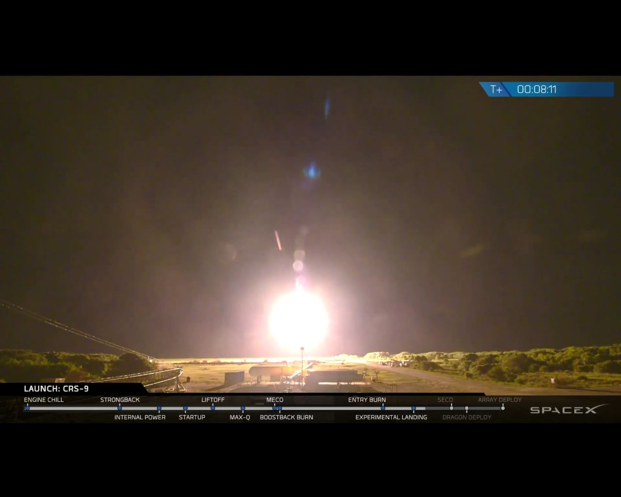 Photo of SpaceX lanseaza si recupereaza racheta Falcon 9