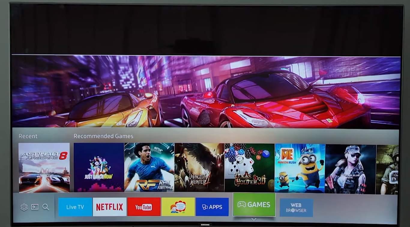 Televizorul 4K Samsung UE55 SUHD cu tehnologie Quantum Dot 11