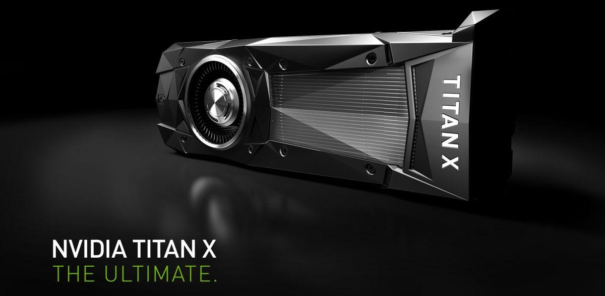 Photo of Nvidia a dezvaluit un nou Titan X!
