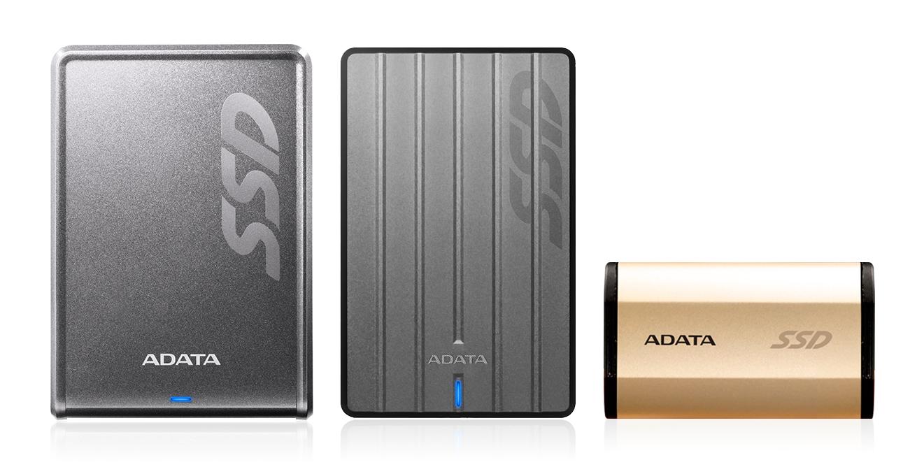 Photo of ADATA anunta lansarea SSD-urilor externe SE730, SC660 si SV620