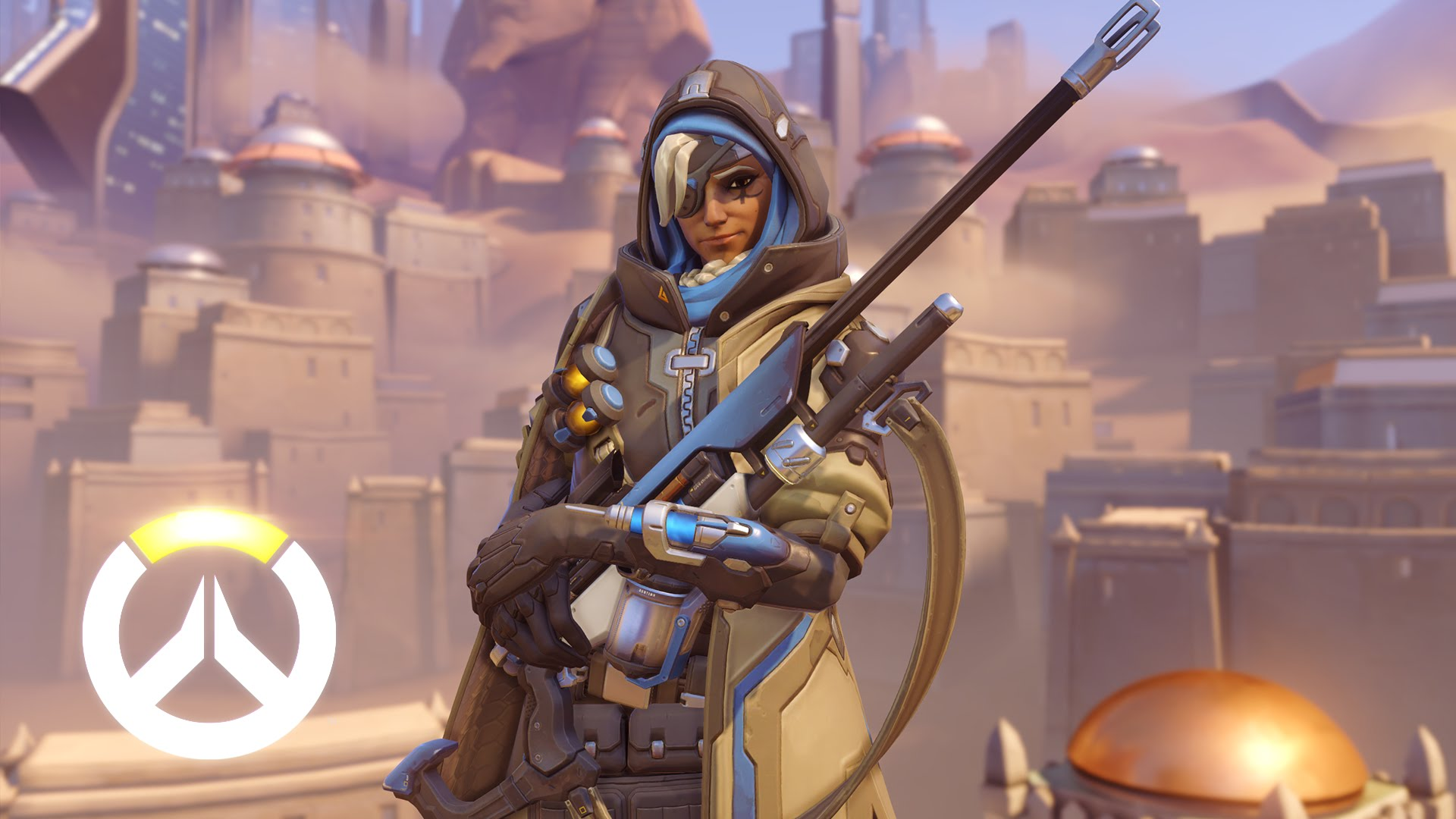 Photo of Mama lui Pharah este cel mai nou personaj din Overwatch