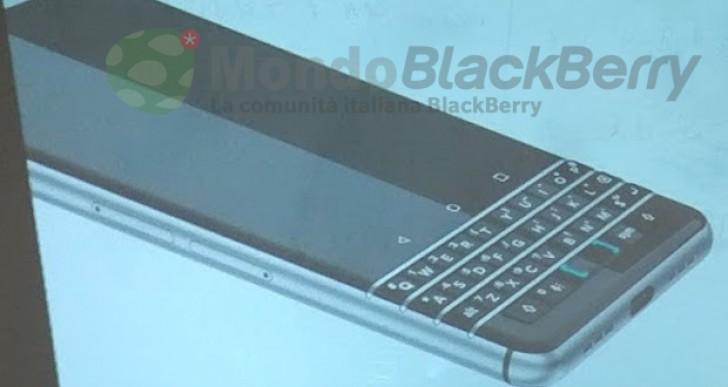 Photo of Blackberry pregateste o noua serie de telefoane