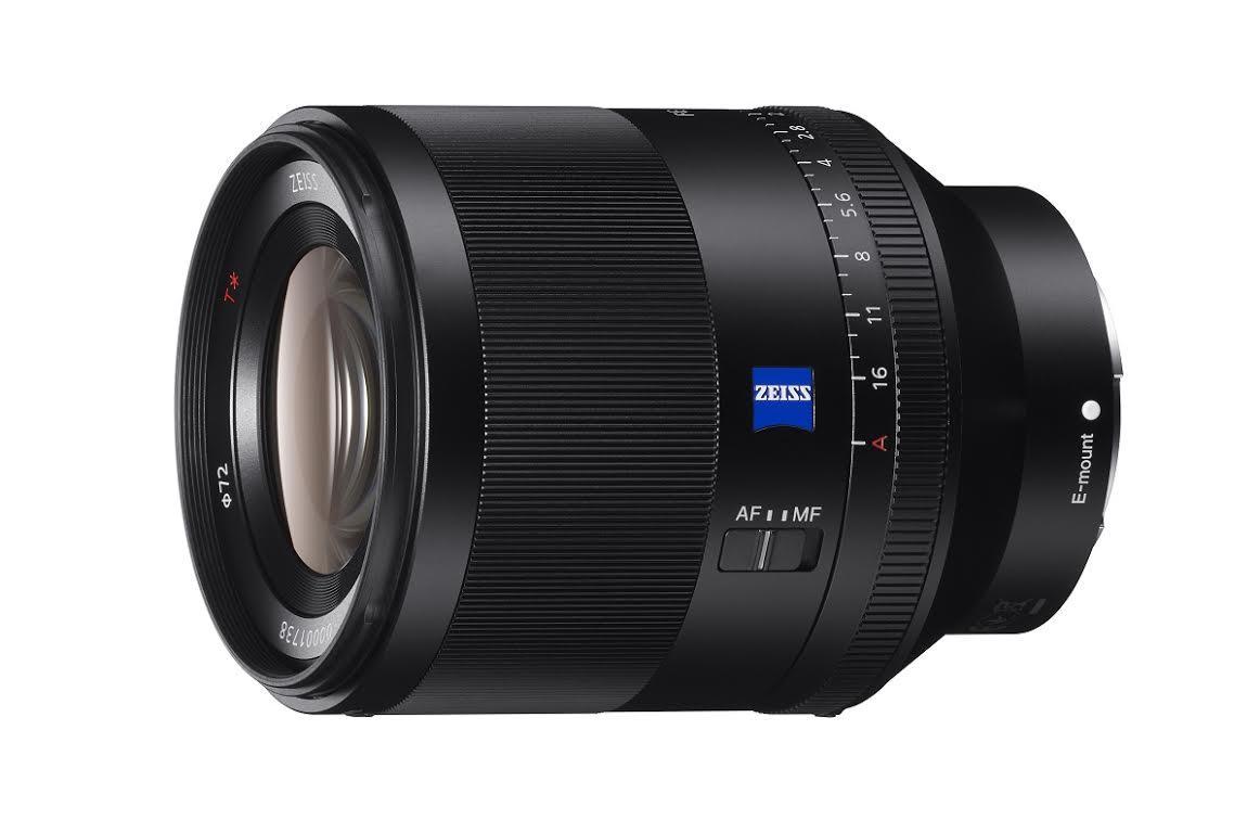 Photo of Sony lanseaza obiectivul Full-Frame FE 50mm F1.4  ZA Prime