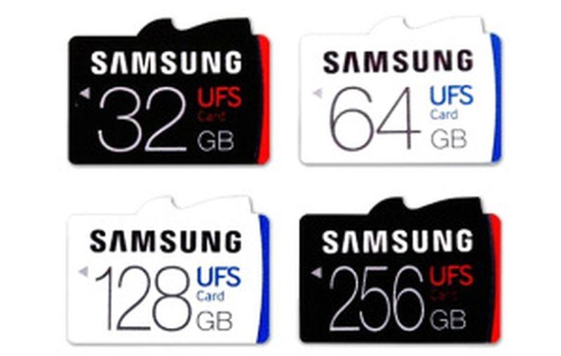 Photo of Cardurile MicroSD sunt moarte, UFS le-a asasinat