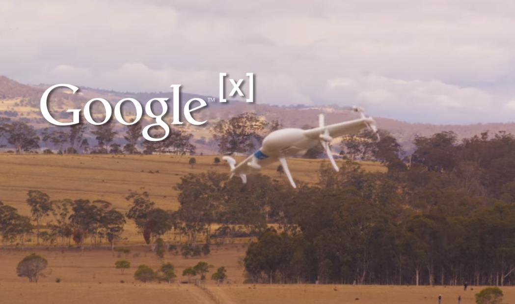 Photo of Google se apucă de… servicii de curierat aerian?