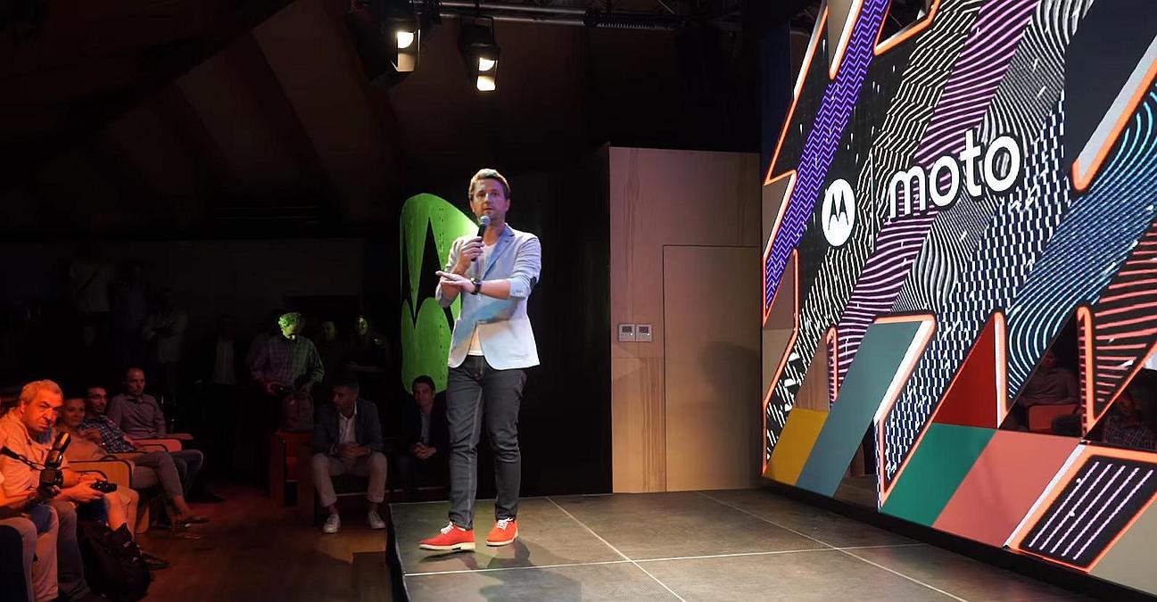Photo of Evenimentul de lansare Moto by Lenovo pentru Motorola G4