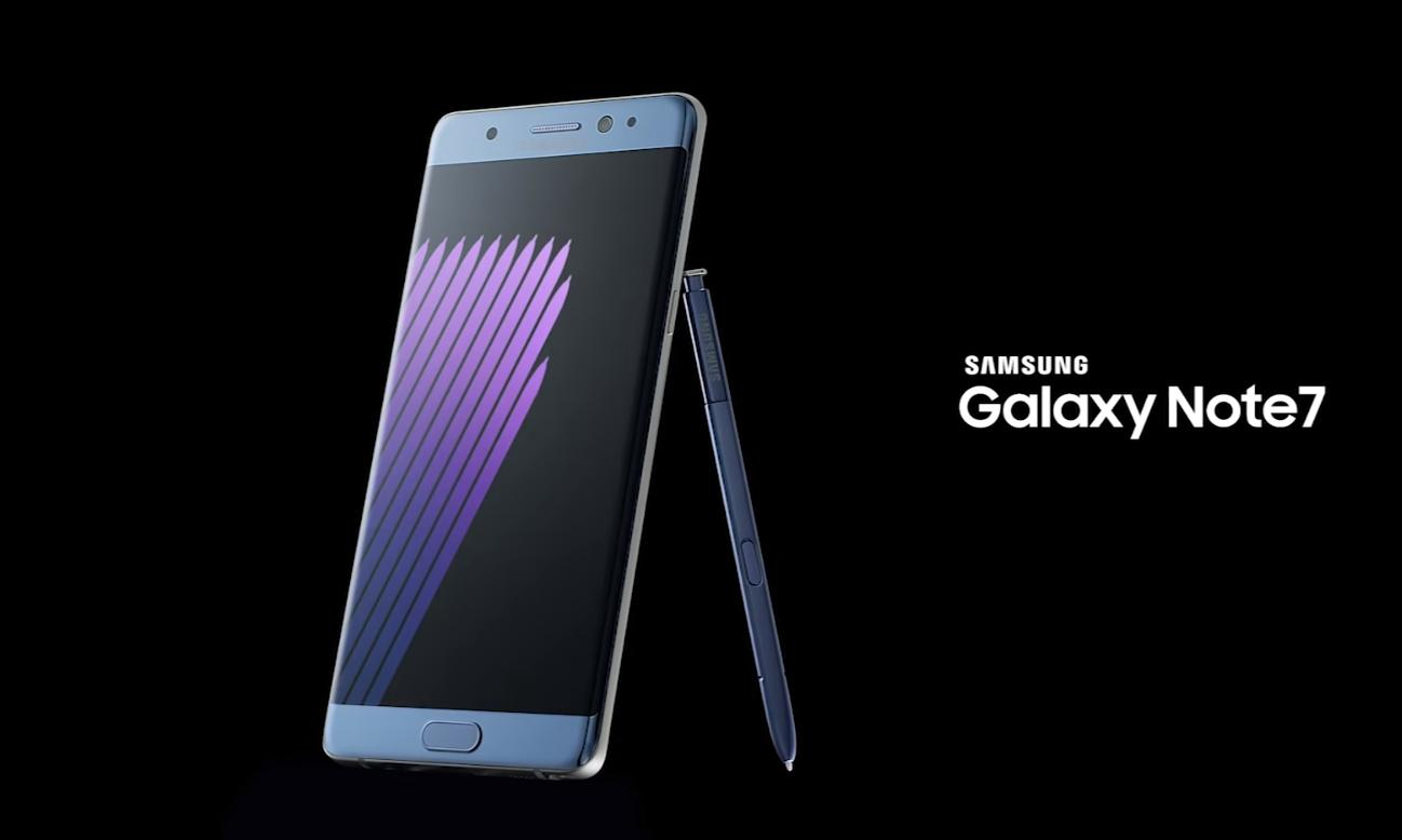 Photo of Preview Samsung Galaxy Note 7
