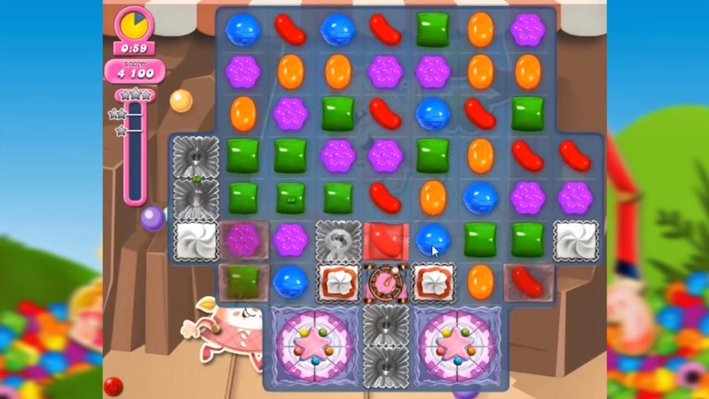 Top 5 jocuri care au schimbat piata de mobile - Candy Crush