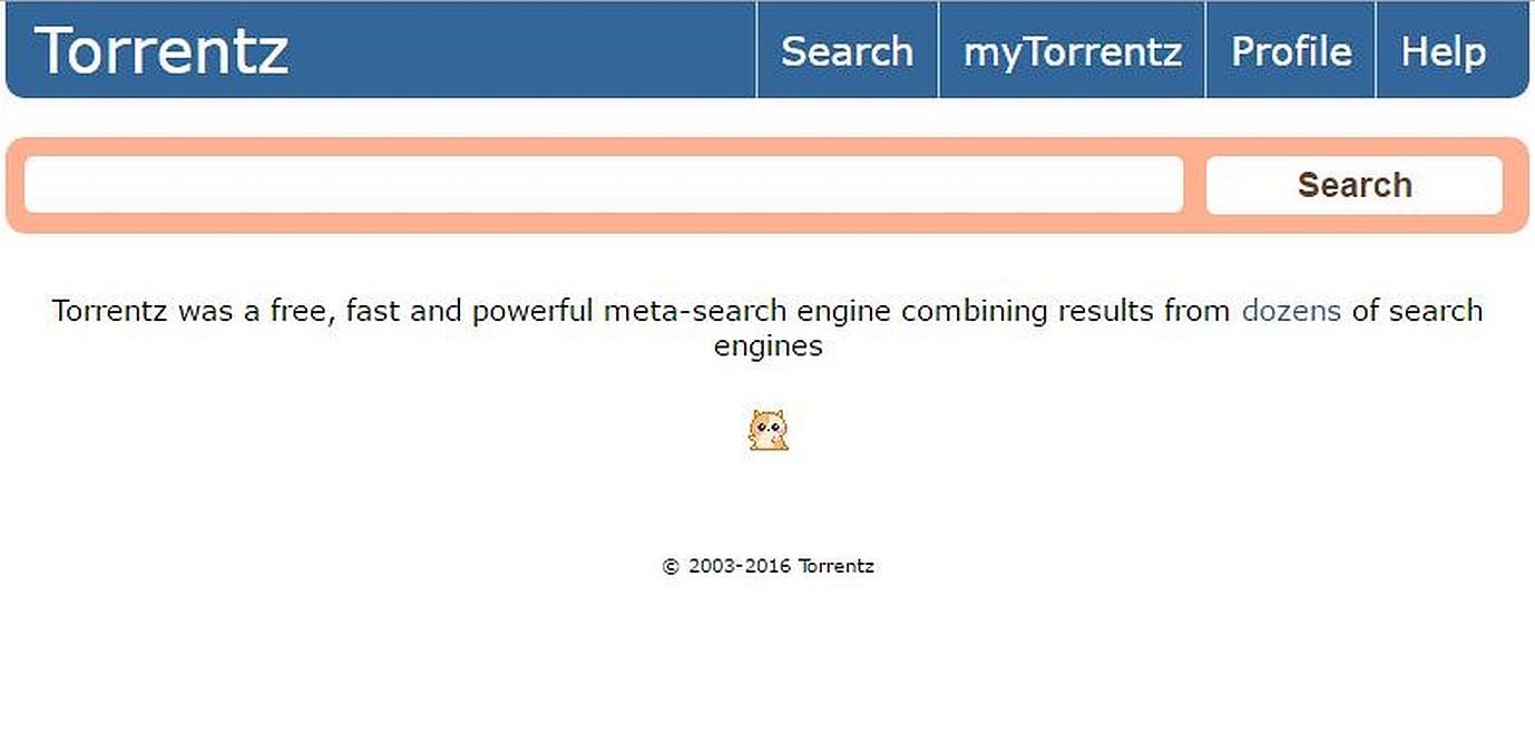 Photo of Popularul agregator de torrenți, Torrentz.eu, este momentan defunct