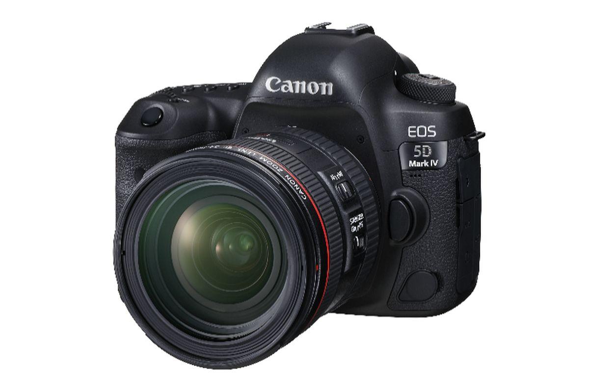 Photo of Canon EOS 5D Mark IV a fost anunțat