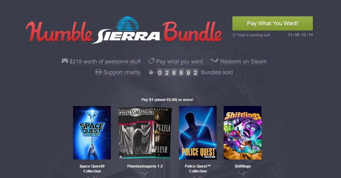Photo of Humble Sierra Bundle