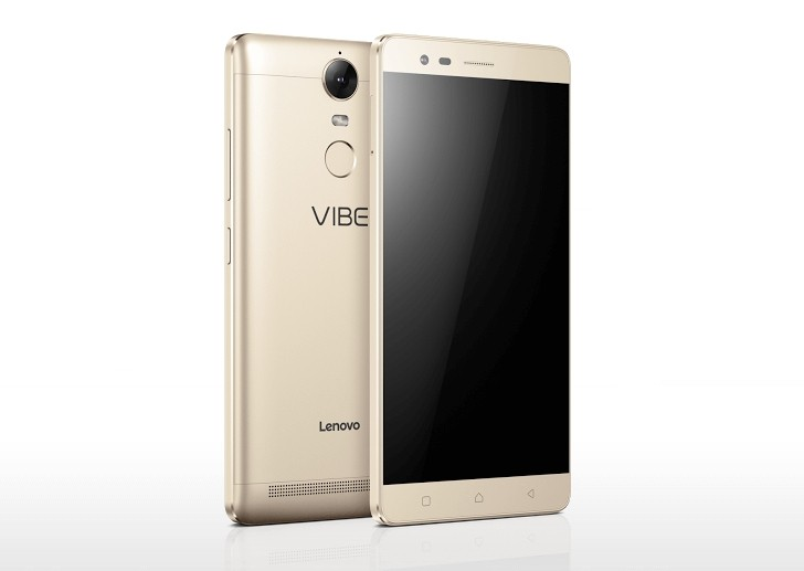 Photo of Lenovo Vibe K5 Note lansat in India