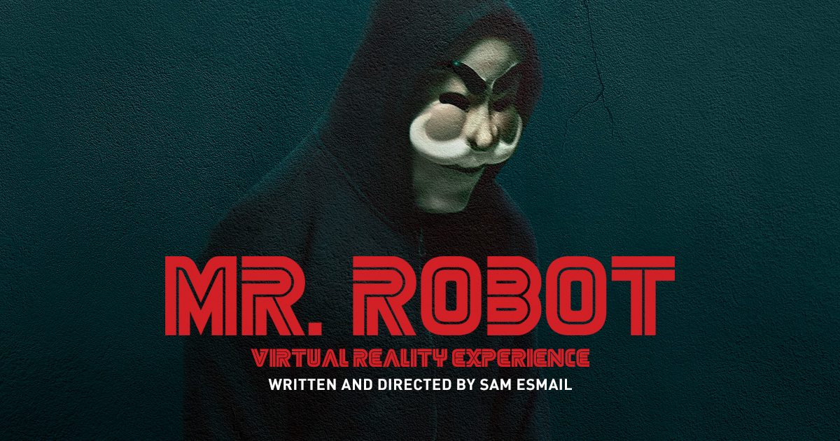 Photo of Mr. Robot te invită într-o experiență VR