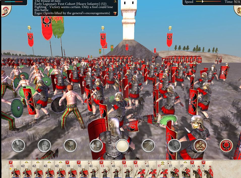 Photo of Rome Total War ajunge pe iPad