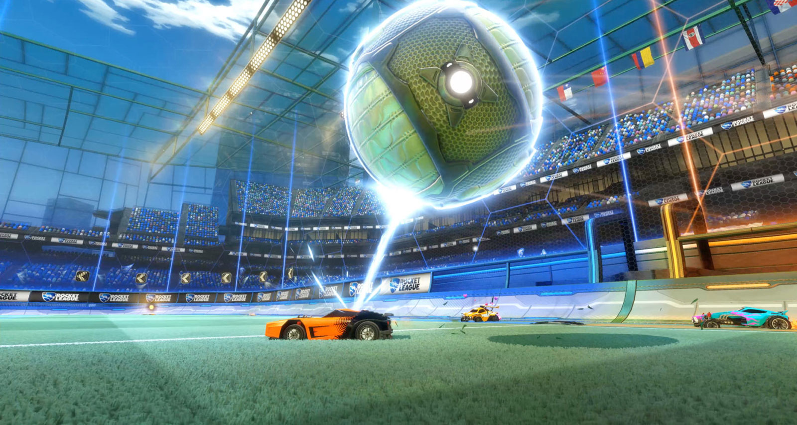 Photo of Rocket League Rumble Mode a fost lansat