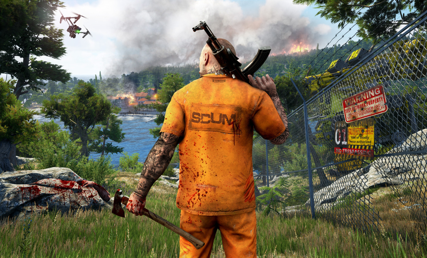 Photo of SCUM, un nou joc de supraviețuire de la creatorii lui Serious Sam
