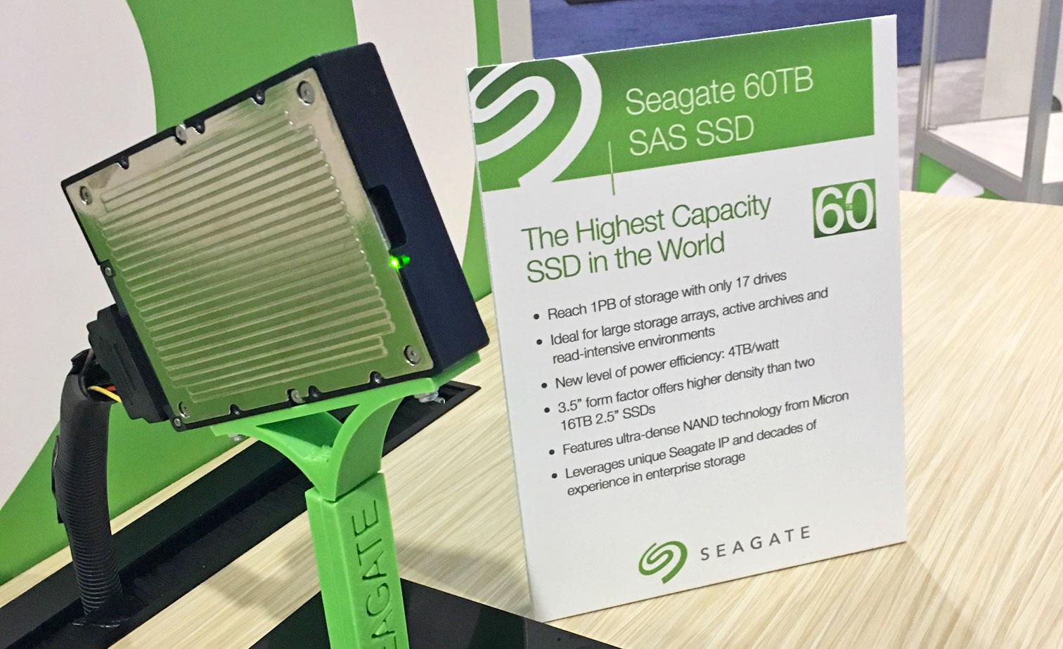 Photo of Seagate a făcut un SSD de 60TB
