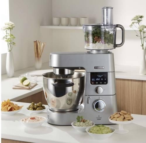 Photo of Robotul de bucatarie Kenwood Cooking Chef Gourmet gateste acum la 180 °!