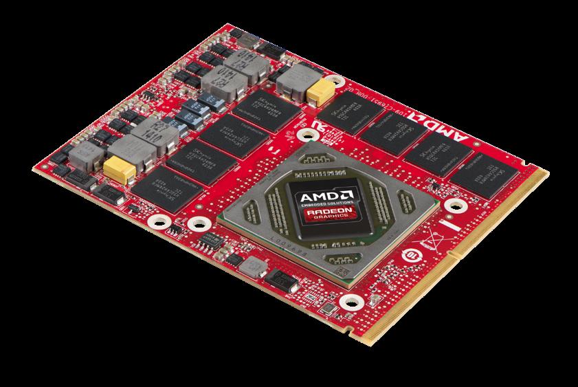 Photo of AMD trece la următorul nivel pentru aplicațiile integrate  cu noile plăci grafice Radeon Embedded