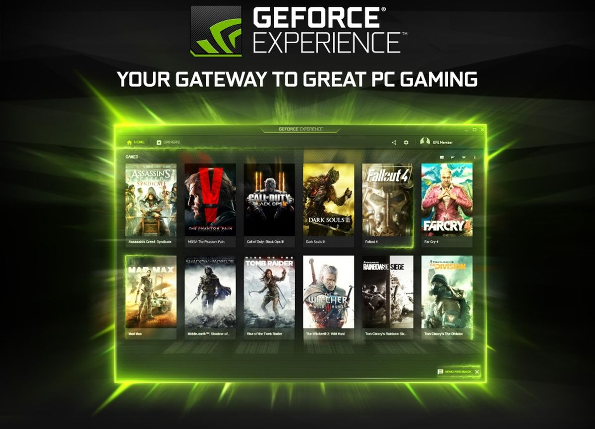 Photo of GeForce Experience 3.0 a fost lansat