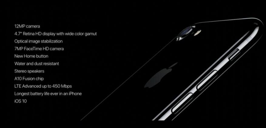 Photo of Cât de rezistent la lichid este iPhone 7?