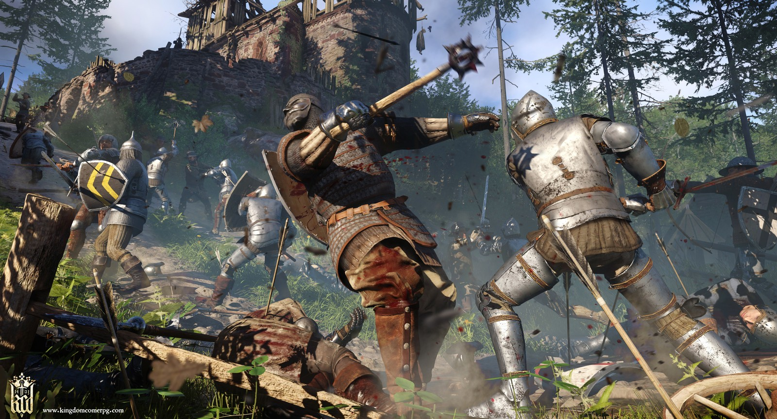 Photo of Kingdom Come: Deliverance – Un competitor genial pentru For Honor si Chivalry Medieval Warfare