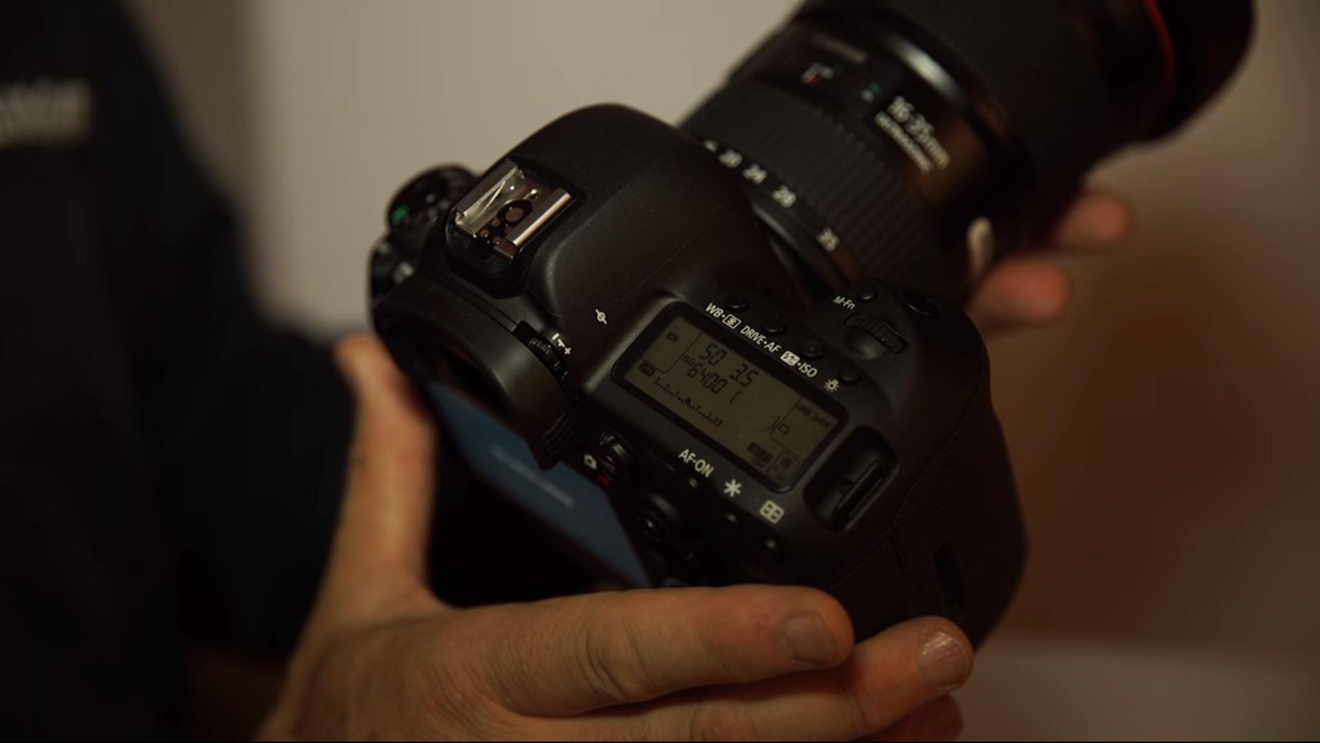 Photo of Lansarea noii camere foto Canon 5D Mark 4