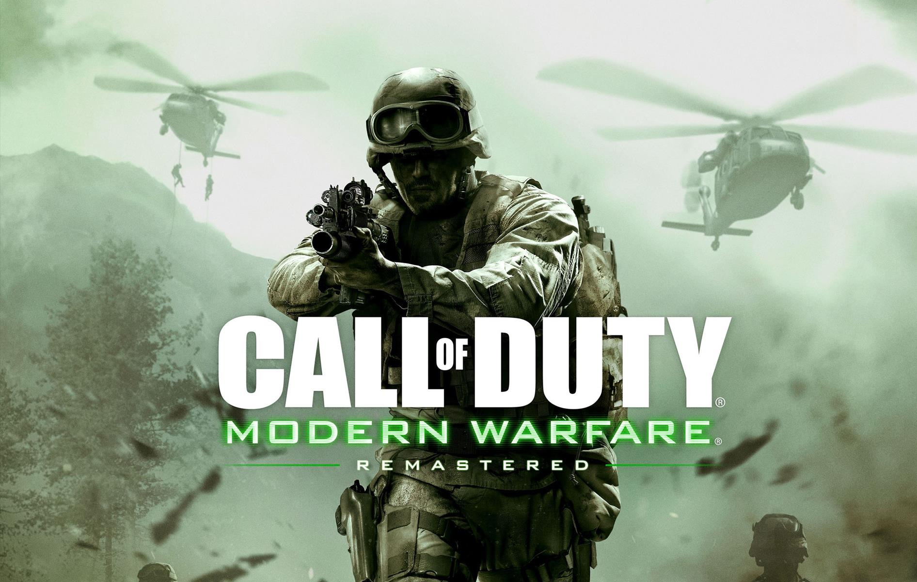 Photo of Relansarea lui Call of Duty Modern Warfare Remastered pare iminentă